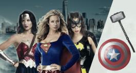 Les meilleures idées de déguisements de super-héros pour les femmes