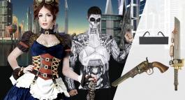 Top 10 des idées de déguisements futuristes