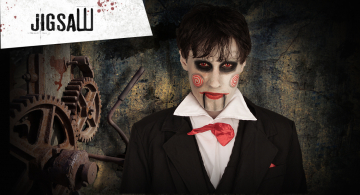 Tuto Halloween : comment réaliser le maquillage de Saw ?