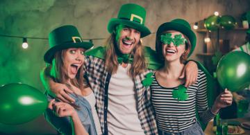 Comment se déguiser pour la Saint Patrick ?